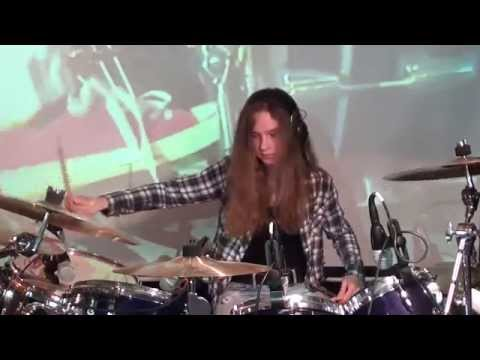Tom Sawyer (Rush); drum cover by Sina