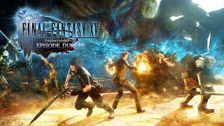 FINAL FANTASY XV - EPISÓDIO DUSCAE [ Playstation 4 - Demo Completa ]