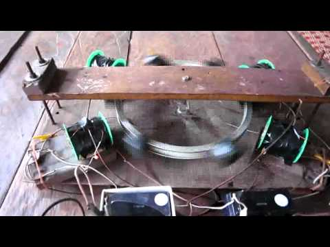 Bedini Free Energy System in Cambodia  (by Chanthy)2.avi