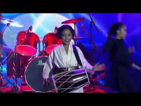 PRINCESS Amira Syahira Star Wars Play Drum (world talent)