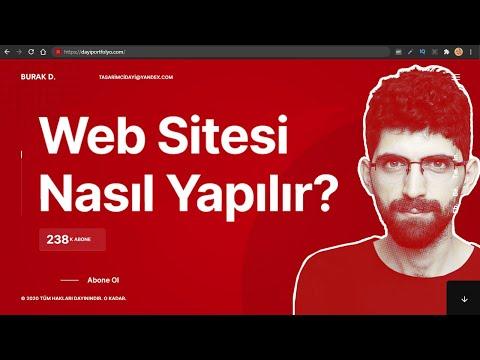 """WEB SİTESİ NASIL YAPILIR? """"Sıfırdan Wordpress Web Sitesi Oluşturma"""" #websitesinasılyapılır"""