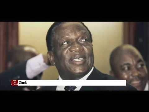 #Infocus Zimbabwe's winds of change