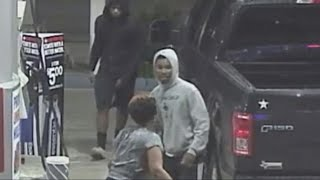 Caught on Camera: Grandma fights back against carjacker