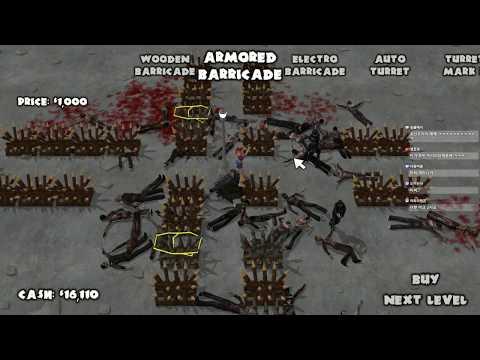 [Yep Another Zombie Defense][1] 550원 좀비 디펜스 갓게임, 묘한 중독성있는 게임 (Feat, 형독, 쥐) 2017년 8월 6일
