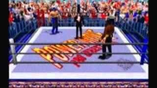 Power move Pro Wrestling (Playstation) Best Wrestling games ever made