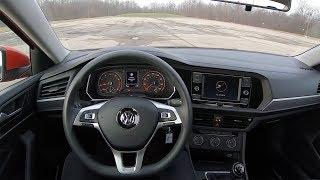 2019 Volkswagen Jetta 1.4T S (6MT) - POV Test Drive (Binaural Audio)