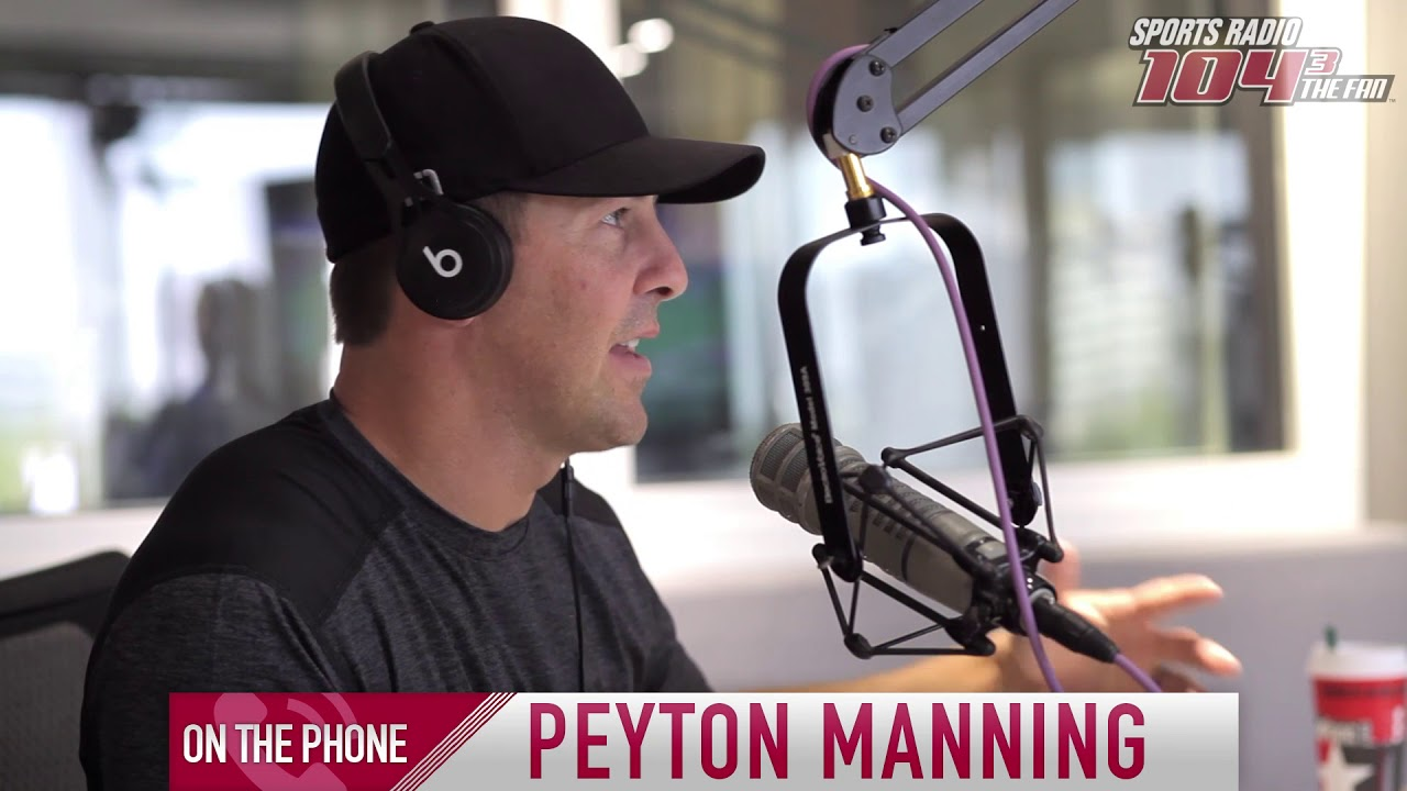 What ex-Colt Brandon Stokley said when Peyton Manning, son ...