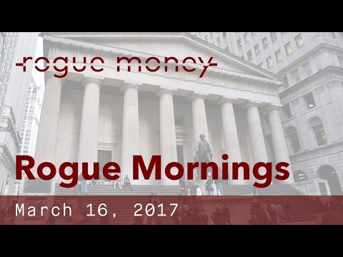 "Rogue Mornings with ""V"" & CJ - Fed Move, Deep State Battle & Pedo Arrest (03/16/2017)"