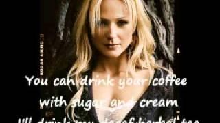 Jewel Morning Song lyrics on screen