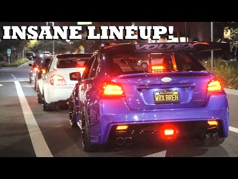 SUBARU'S STRAIGHT OUT OF JAPAN!