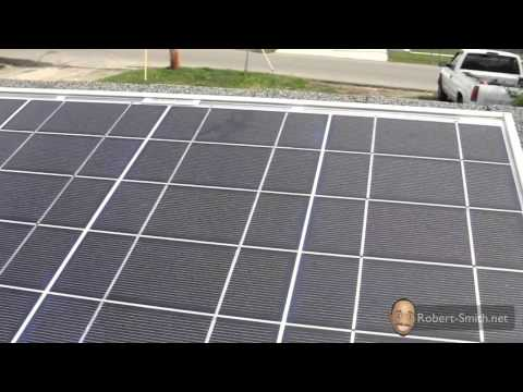 Ul Solar Solar Panel Quality Check After 2 Years Youtube
