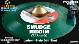Smudge Riddim Mix [November 2011] TJ Records