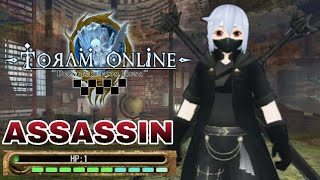 Toram Online Assassin Dual Swords Build lvl 150 (Part 1 Test)  by Aeterna
