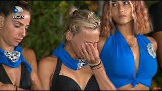 Survivor - Marilena si-a cerut eliminarea! Discursul ei i-a lasat fara cuvinte pe toti concurentii!