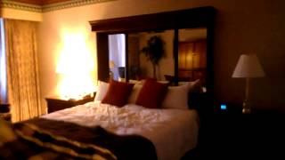 Penthouse suite Riviera las vegas