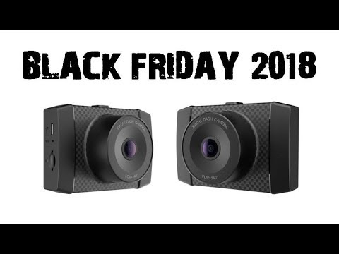 Black Friday 2018! YI 2.7K Ultra Dash Cam With 2.7