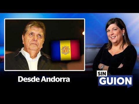 Desde Andorra - SIN GUION con Rosa María Palacios