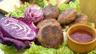 Mutton Shammi Kebab I Mutton Kebab I Kebab Recipe
