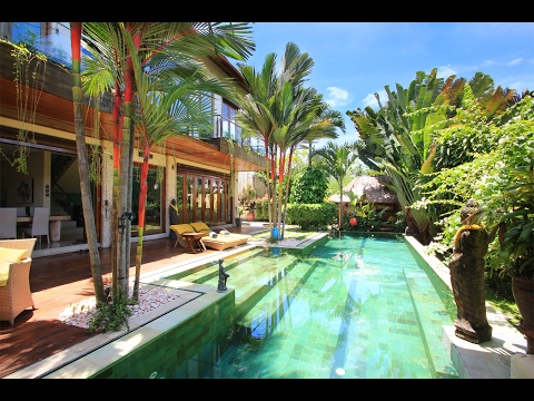 Two Bedroom Freehold Villa For Sale in Canggu Bali