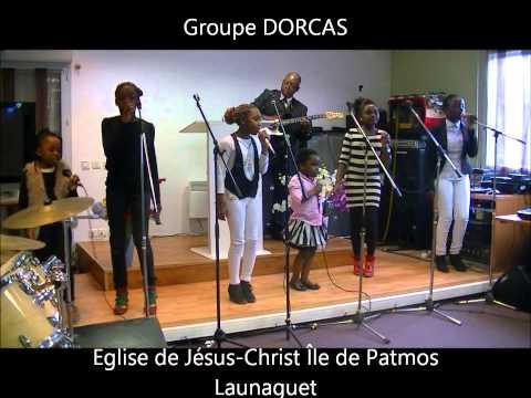 Groupe DORCAS de l'EJICP Launaguet