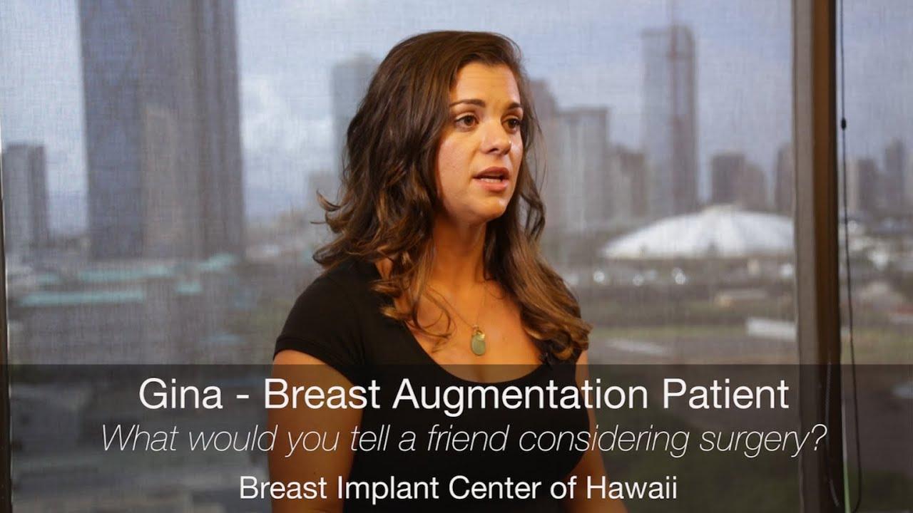 Breast augmentation in hawaii