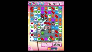 Candy Crush Saga Level 215 Walkthrough