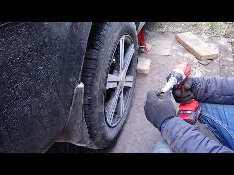 Замена тормозной трубки и НЕПРАВИЛЬНАЯ прокачка тормозов