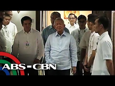 Bandila: New Cabinet secretaries assume posts