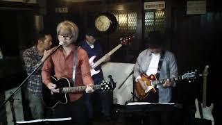 すなふきんカフェバンド 浪漫座LIVE 2017 2017/11/05sun Gu/Vo:筒井文雄...