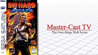 Die Hard Arcade/Dynamite Deka (Saturn) Review - Master-Cast TV