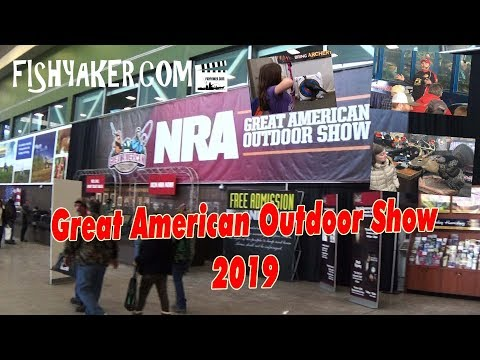 NRA Great American Outdoor Show 2019: Harrisburg, Pennsylvania