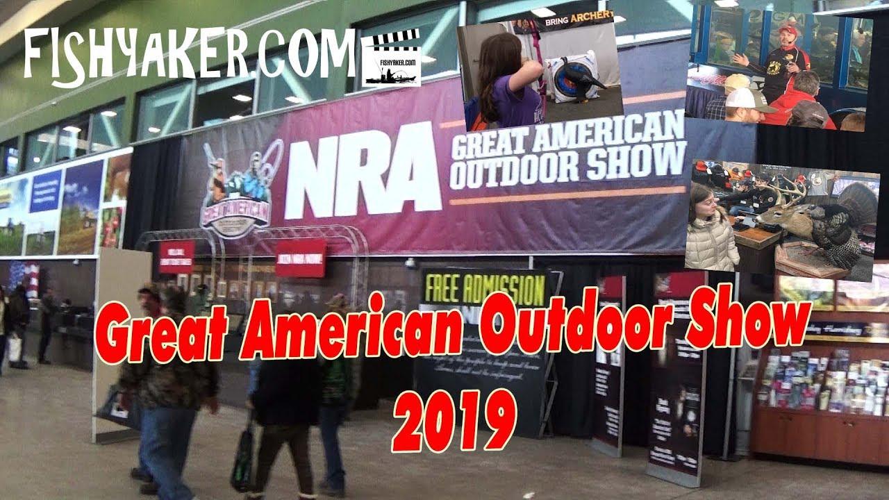 Harrisburg Sportsman Show 2020.Nra Great American Outdoor Show 2019 Harrisburg Pennsylvania