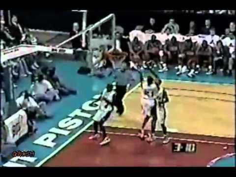 Tracy McGrady Highlights vs Lamar Odom in 1997 High School Game