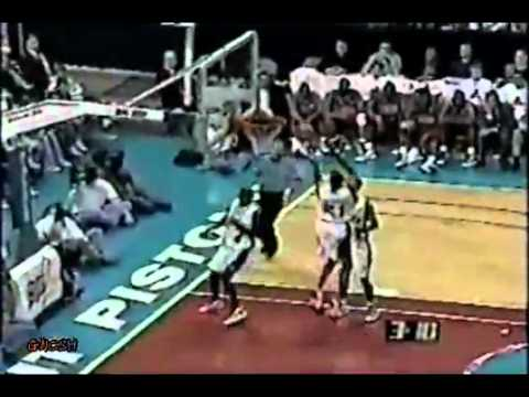 Tracy McGrady Highlights vs Lamar Odom in 1997 High School Game