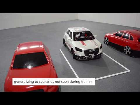Learning to Park | A collaboration between NNAISENSE and Audi Electronics Venture