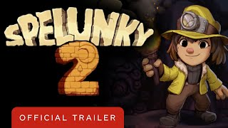 Spelunky 2 Gameplay Overview | State of Play 2020
