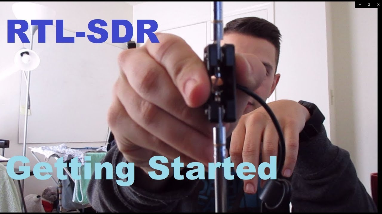 RTL-Software Defined Radio with Dipole Antenna Kit