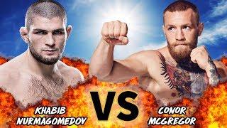 Khabib Nurmagomedov VS Conor McGregor   VERSUS   Before They Were Famous