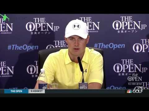Jordan Spieth (Dominant Golf) ~ 2017 Open Championship (Royal Birkdale)