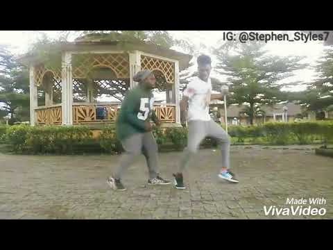 Stephen styles Ft BiSt (NDU dance king 2016) - CDQ say baba cover
