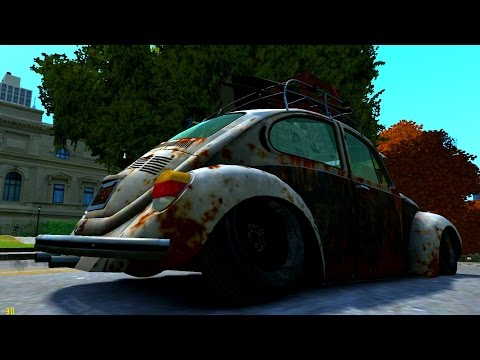 #63 Volkswagen Beetle 2 version | 60 FPS - New Quality