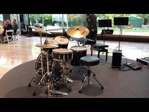 DAOKO × 米津玄師『打上花火』Uchiage Hanabi Piano & Drum Live