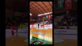 Toz Duman live #reynmen #eypio #bahcesehir #reddragons #bkbasketbol