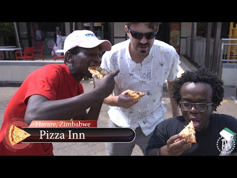 Barstool Pizza Review - Pizza Inn (Zimbabwe)