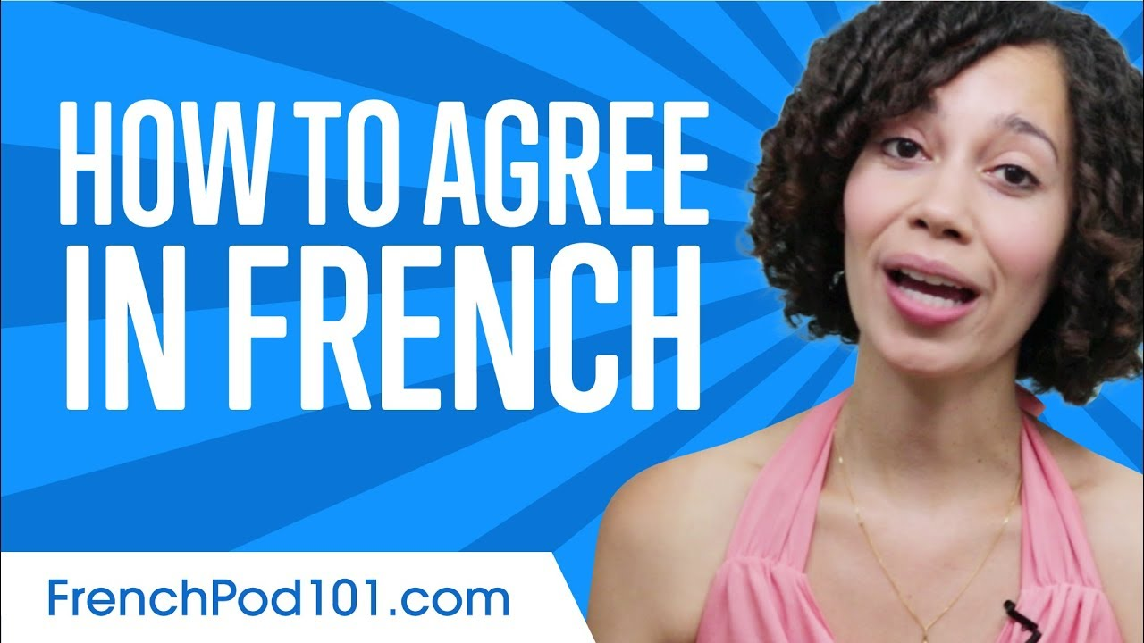 To what extent do you agree in french