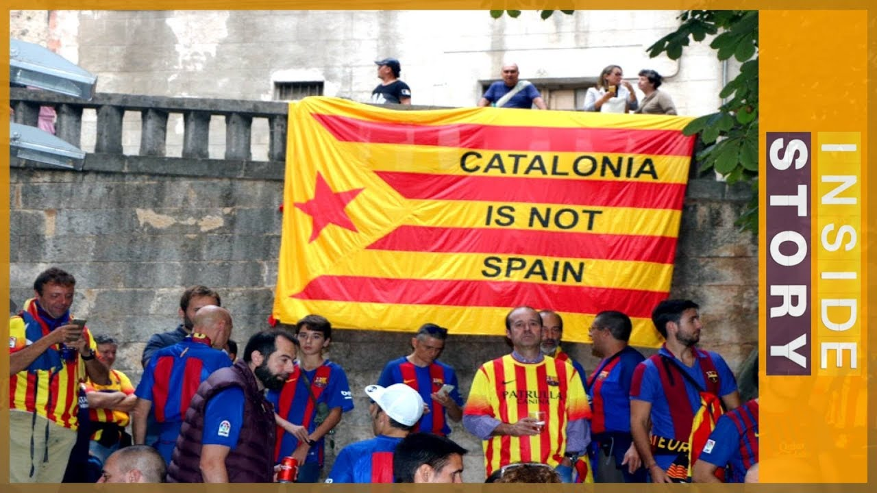 what has changed in catalonia a year after its secession vote