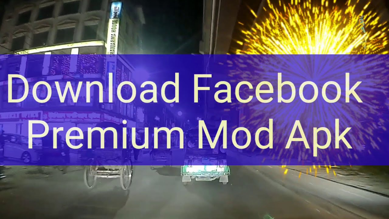 Facebook Premium Mod App | Download Fella