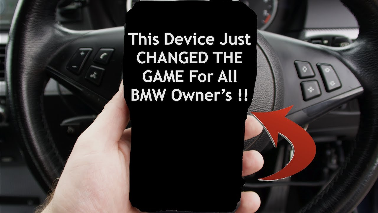 This Device Just **CHANGED THE GAME** For All BMW Owner's !!