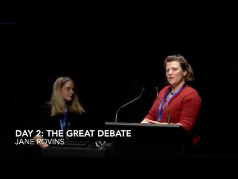 The Great Debate, MCDEM Conference 2016:
