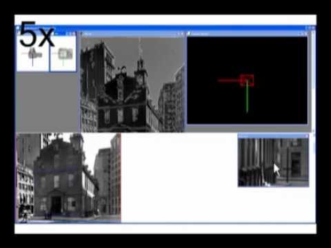 Computational Rephotography